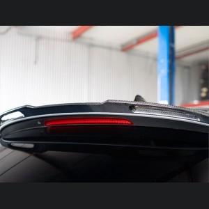 Alfa Romeo Stelvio Roof Spoiler - Carbon Fiber - Feroce Carbon
