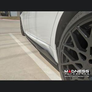 Alfa Romeo Giulia Side Skirts - Carbon Fiber - Aero