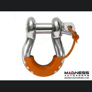 Jeep Wrangler JL Locking D-Ring Isolator - Orange