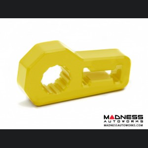 Jeep Wrangler JL Jack Handle Isolator - Yellow
