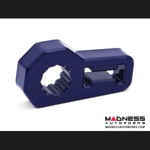 Jeep Wrangler JL Jack Handle Isolator - Blue