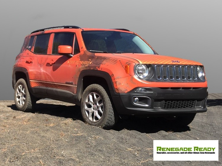2015 Jeep Renegade Lift Kit