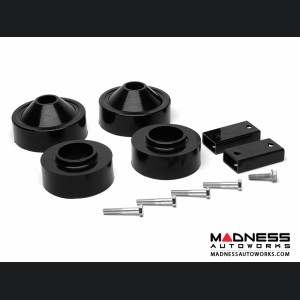 Jeep Wrangler JK Coil Spacer Lift Kit - 1.75""