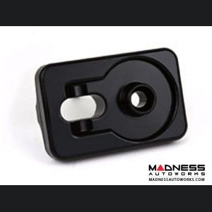 Jeep Wrangler JL Winch Fairlead Isolator - Black
