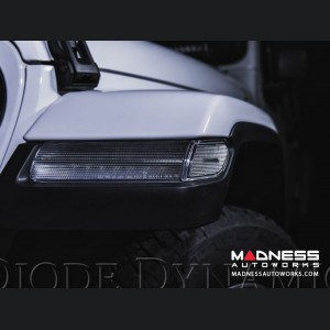 Jeep Wrangler JL LED Sidemarkers - Pair - Clear