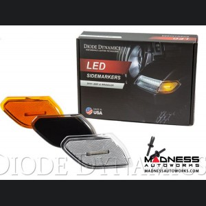 Jeep Wrangler JL LED Sidemarkers - Pair - Smoked