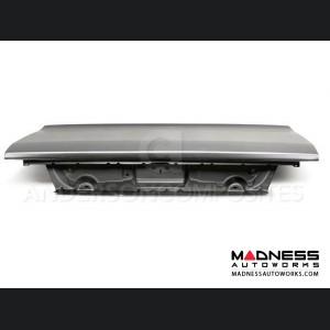 Dodge Challenger Dry Decklid - Carbon Fiber - Matte Finish