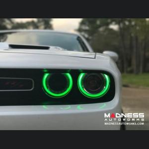 Dodge Challenger Multicolor LED Boards