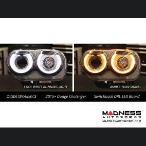 Dodge Challenger Switchback DRL LED Boards - Switchback