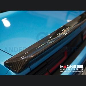 Dodge Challenger Hellcat Rear Spoiler by Anderson Composites - Carbon Fiber