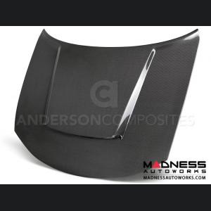 Dodge Charger Type-DM Carbon Fiber Hood - Carbon Fiber