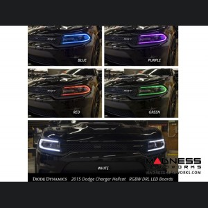 Dodge Charger Multicolor LED Board