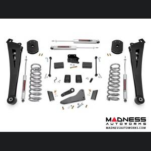 "Dodge Ram Powerwagon 2500 4WD (Gas) Suspension Lift Kit w/ Coil Springs & Radius Arms - 4.5"" Lift"