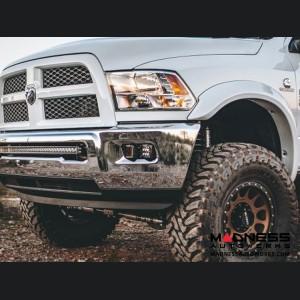 "Dodge Ram 2500 LED Light Bar Bumper Mount - 20"""
