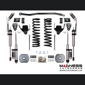 Dodge Ram 2500 4WD Suspension System - Stage 3 (Air Ride) - 4.5""