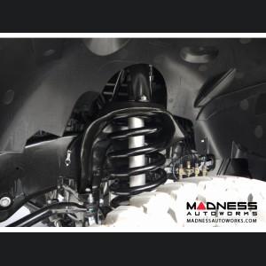 """Dodge Ram 2500/3500 4WD Suspension System - Stage 1 - 4.5"""" - (Non Radius Arm)"""