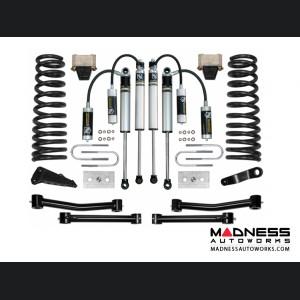 """Dodge Ram 2500/3500 4WD Suspension System - Stage 2 - 4.5"""" - (Non Radius Arm)"""