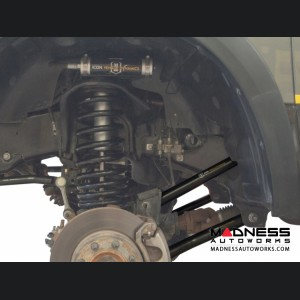 """Dodge Ram 2500/3500 4WD Suspension System - Stage 5 - 4.5"""" - (Non Radius Arm)"""