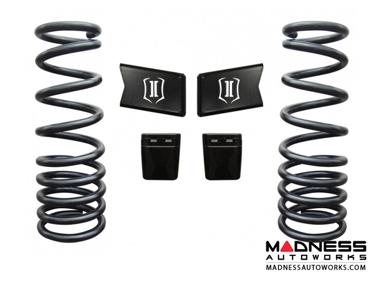 """Dodge Ram 2500/3500 4WD Dual Rate Coil-Spring Kit - 2.5"""""""