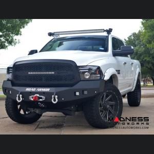 Dodge Ram 1500 Stealth Front Non-Winch Bumper - Texture Black