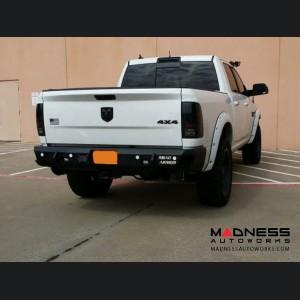 Dodge Ram 1500 Stealth Rear Non-Winch Bumper - Raw Steel
