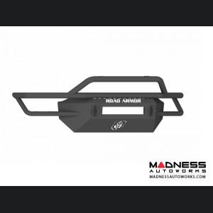 Dodge Ram 1500 Non-Winch Bumper Pre-Runner Guard - Satin Black Road Armor - Front