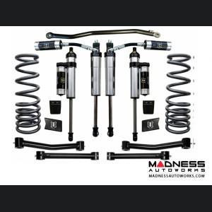 "Dodge Ram 2500/3500 4WD Suspension System - Stage 4 - 2.5"" Lift"