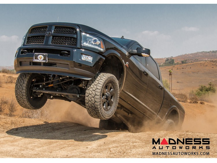 """Dodge Ram 2500 4WD Suspension System - Stage 2 (Air Ride) - 2.5"""""""