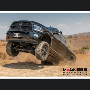 "Dodge Ram 2500 4WD Suspension System - Stage 4 - 2.5"""