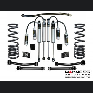 "Dodge Ram 2500/3500 4WD Suspension System - Stage 3 - 2.5"" Lift"