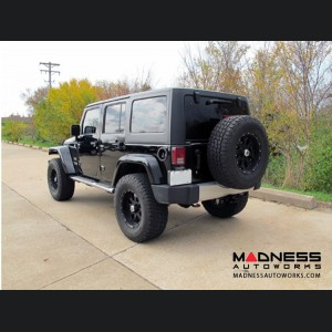 Jeep Wrangler JL Trailer Hitch Receiver - Custom Fit - Class II - 1-1/4""