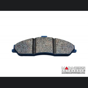 Lexus IS F Brake Pads - EBC - Front - Blue Stuff