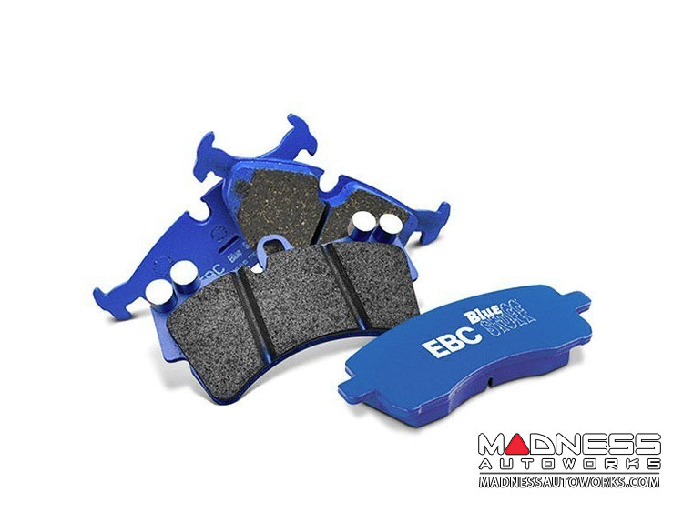 Mercedes-Benz SLK 55 Brake Pads - EBC - Front - Blue Stuff