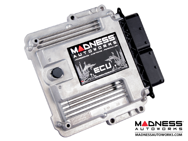 Alfa Romeo 4C - Performance ECU by MADNESS - 91 Octane
