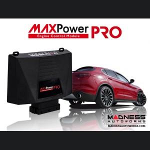 Alfa Romeo Stelvio 2.0L - Engine Control Module - MAXPower PRO by MADNESS