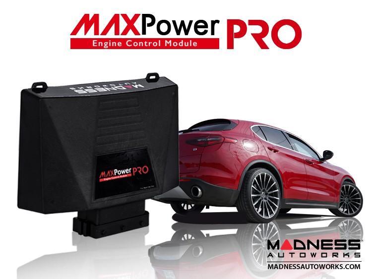 Alfa Romeo Stelvio Engine Control Module - 2.0L - MAXPower PRO by MADNESS