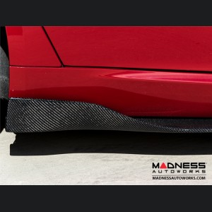 Alfa Romeo Giulia Side Skirts - Carbon Fiber - Estremo