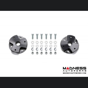 """Dodge Ram 1500 2"""" Leveling System by FABTECH - 4WD (2009 - 2016)"""