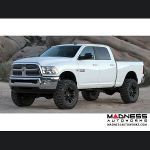 "Dodge Ram 2500 5"" Basic System w/ Coil Spacers & Dirt Logic 2.25 Shocks by Fabtech (2014 - 2017) 4WD"
