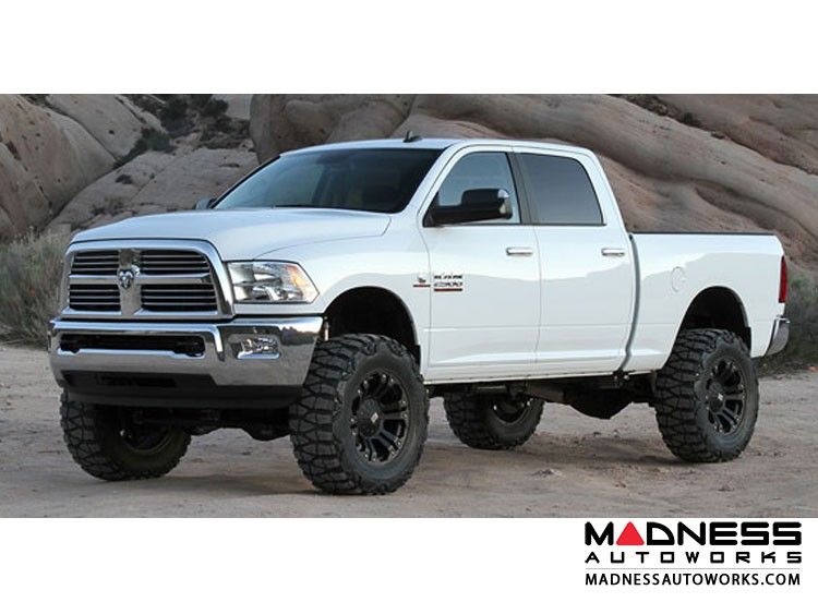 """Dodge Ram 2500 5"""" Basic System w/ Coil Spacers & Dirt Logic 2.25 Shocks by Fabtech (2014 - 2017) 4WD"""