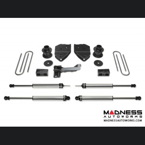 "Ford F 250/ 350 4"" Budget System w/ Dirt Logic Shocks by Fabtech (2017) 4WD"