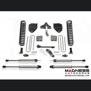 "Ford F 250/ 350 4"" Basic System w/ Dirt Logic 2.25 Shocks by Fabtech (2017) 4WD"