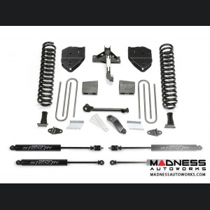 "Ford F 250/ 350 4"" Basic System w/ Stealth Shocks by Fabtech (2017) 4WD"