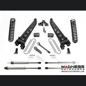 "Ford F 250/ 350 4"" Radius Arm System w/ Dirt Logic Shocks by Fabtech (2017) 4WD"