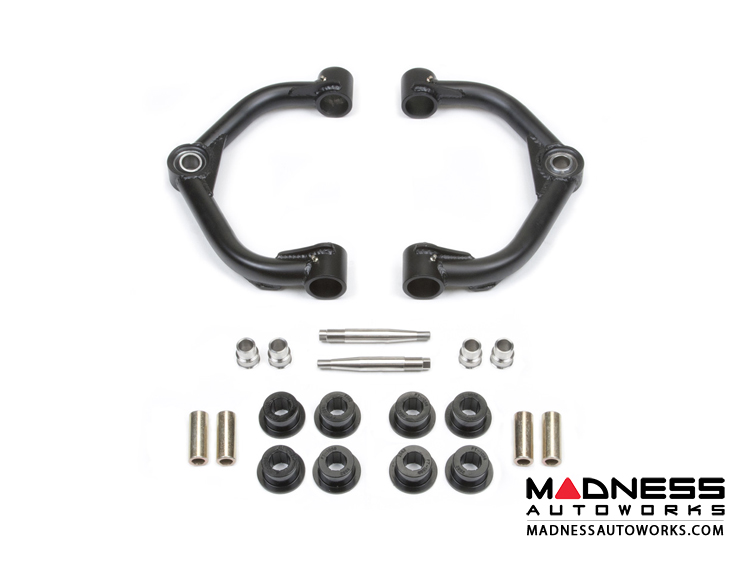 """Dodge Ram 1500 Uniball 0"""" & 6"""" Upper Control Arms by Fabtech (2009 - 2016) 4WD"""