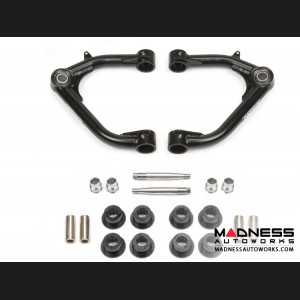 """GMC Sierra 1500 Uniball 0"""" & 6"""" Upper Control Arms by Fabtech (2014 - 2017) 2WD/ 4WD"""