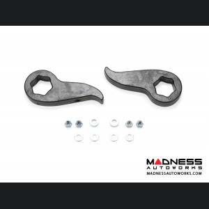 "GMC Sierra 2500/ 3500 2.5"" Leveling System by FABTECH - 2/ 4WD (2011 - 2017)"