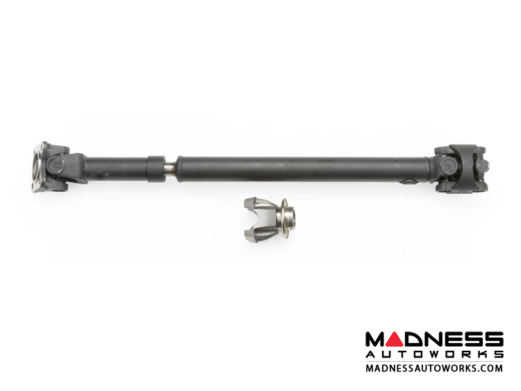Jeep Wrangler JK Heavy Duty Rear Driveshaft by FABTECH (2012 - 2017) 4 Door 4WD