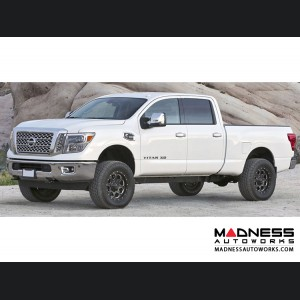 """Nissan Titan XD 2"""" Leveling System by Fabtech (2016) 4WD"""