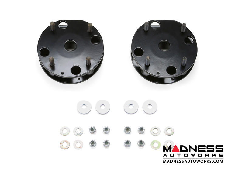 """Toyota Tundra 2"""" Leveling System by Fabtech - 2WD/ 4WD (2007 - 2017)"""